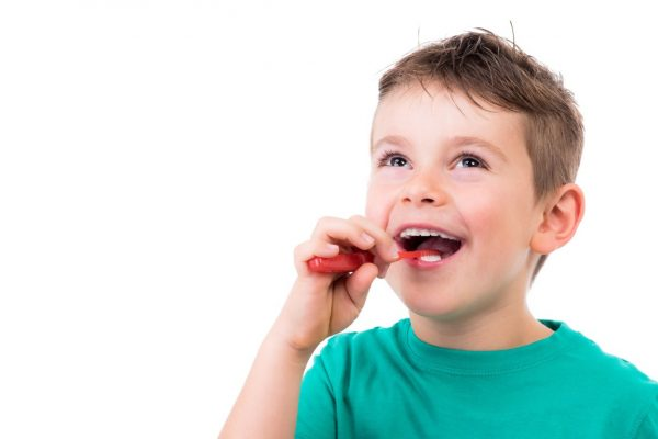 Educatia dentara copii