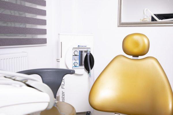 Aparat inhalosedare - Stomatologie