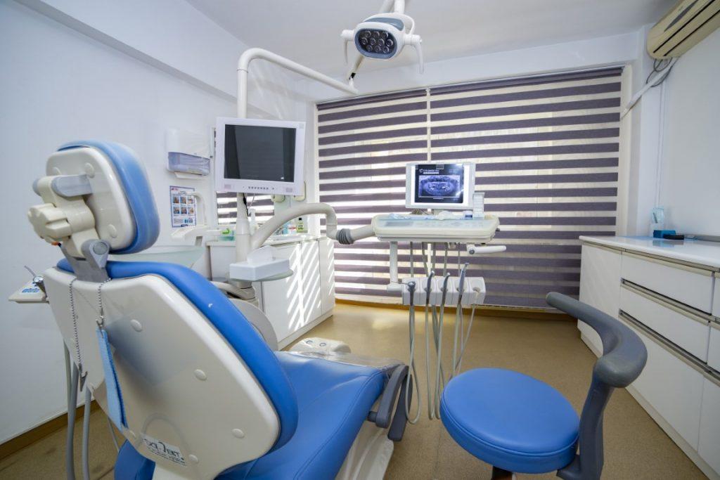 Clinica stomatologica in apropiere de Piata Muncii