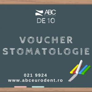 Voucher Stomatologie