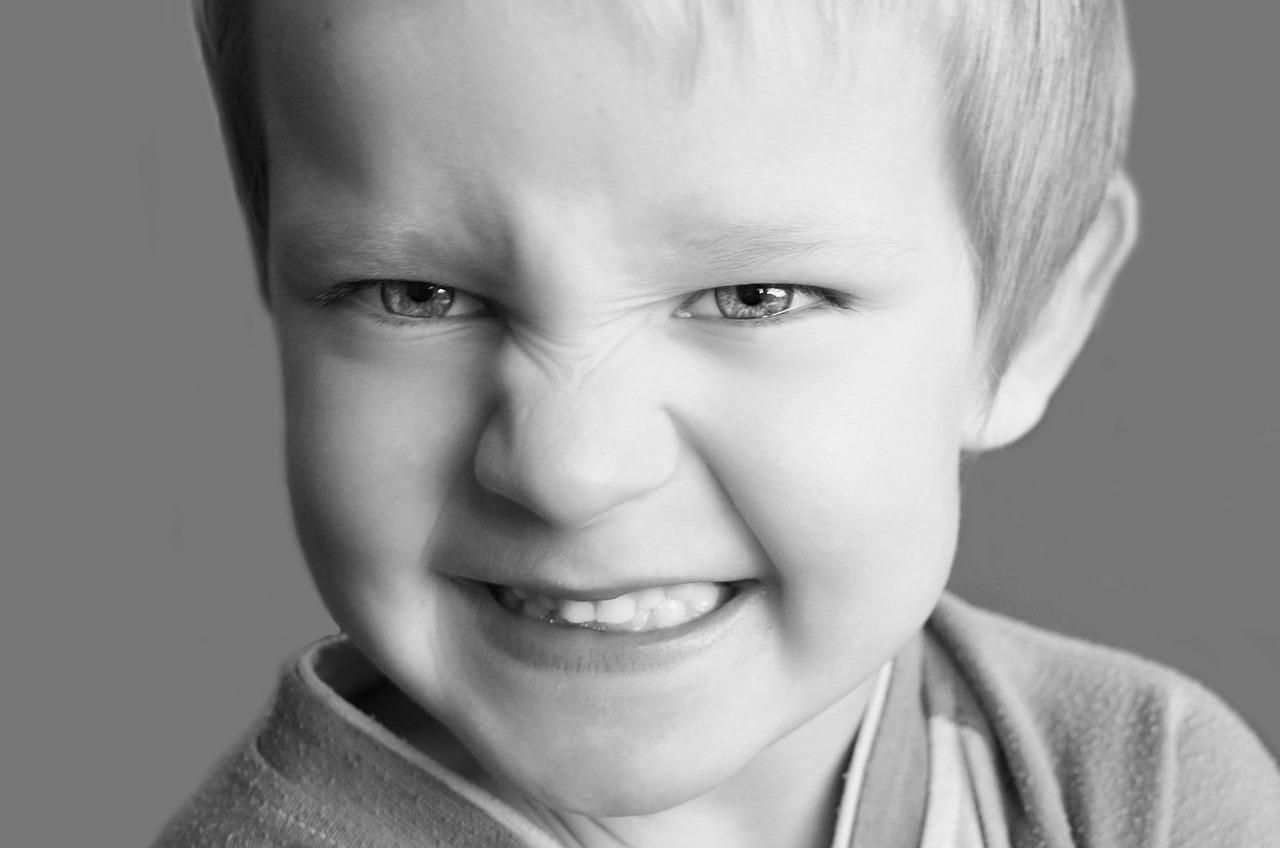 abces dentar copii