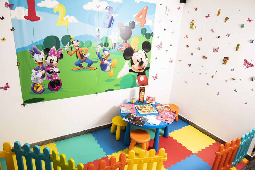 Clinica stomatologie copii
