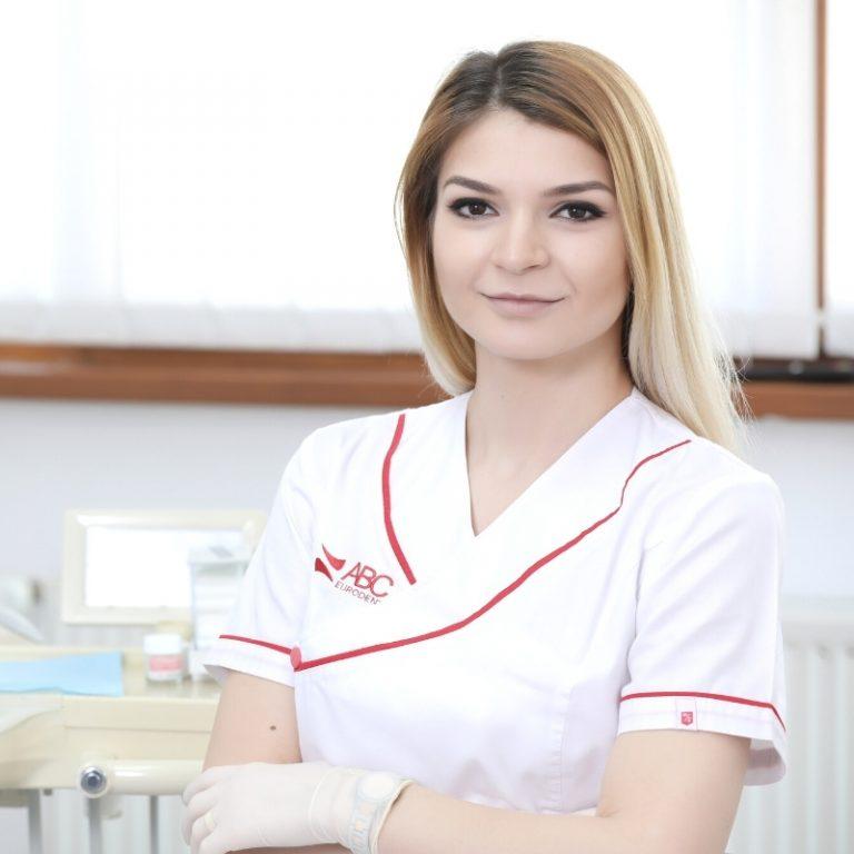 Dr Roxana Chirila